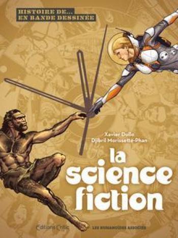 Couverture de l'album Histoire de... en Bande Dessinée - 1. La Science-Fiction