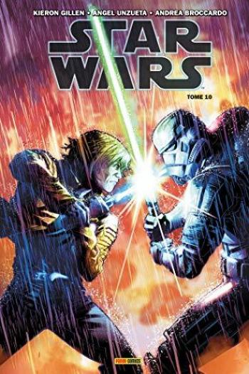 Couverture de l'album Star Wars (Officiel) - 10. La fuite