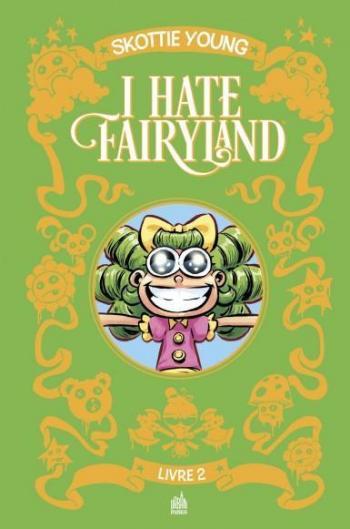 Couverture de l'album I Hate Fairyland - INT. Tome 2