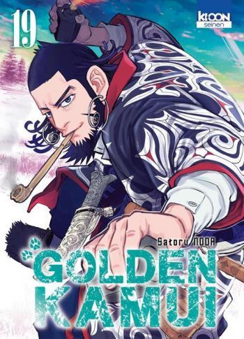 Couverture de l'album Golden Kamui - 19. Tome 19
