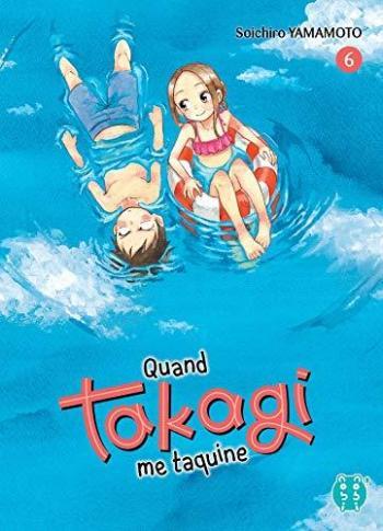 Couverture de l'album Quand Takagi me taquine - 6. Tome 6