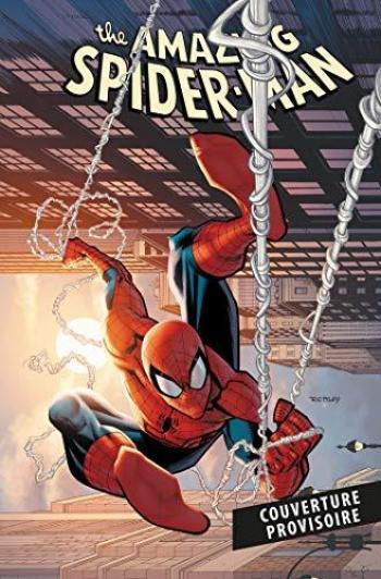 Couverture de l'album Spider-Man (V8) - 8. Tome 8