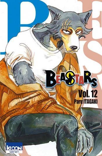 Couverture de l'album Beastars - 12. Tome 12