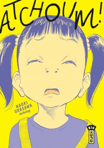 Couverture de l'album Atchoum ! - Naoki Urasawa anthology (One-shot)
