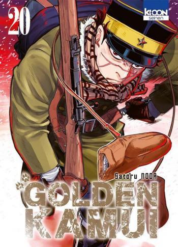 Couverture de l'album Golden Kamui - 20. Tome 20