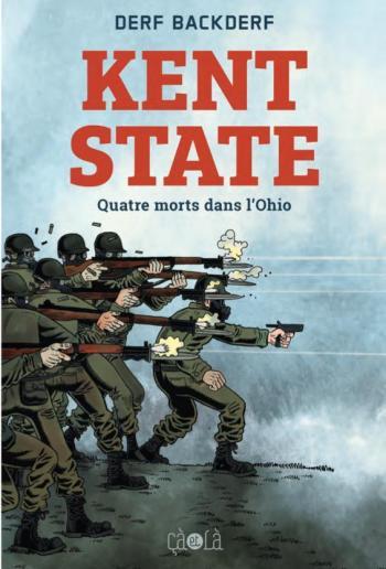 Couverture de l'album Kent State (One-shot)