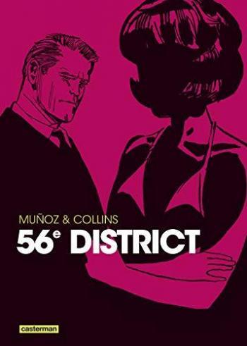 Couverture de l'album 56e district (One-shot)