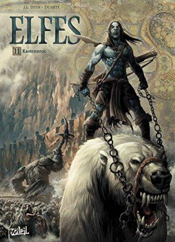 Couverture de l'album Elfes - 11. Kastennroc