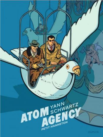 Couverture de l'album Atom Agency - 2. Petit Hanneton