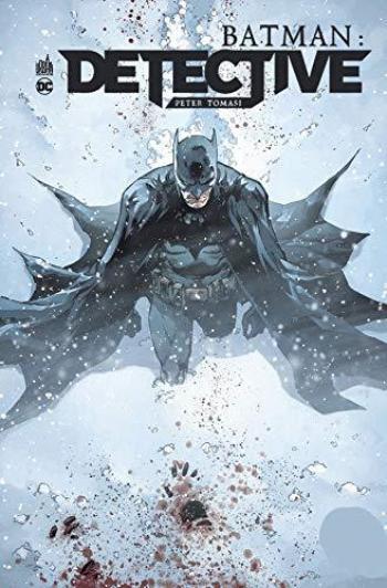 Couverture de l'album Batman - Détective - 3. De Sang-Froid
