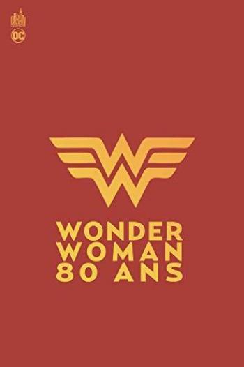 Couverture de l'album Wonder Woman 80 (One-shot)