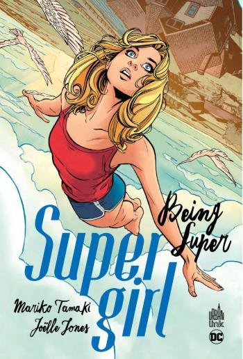 Couverture de l'album Supergirl: Being Super (One-shot)