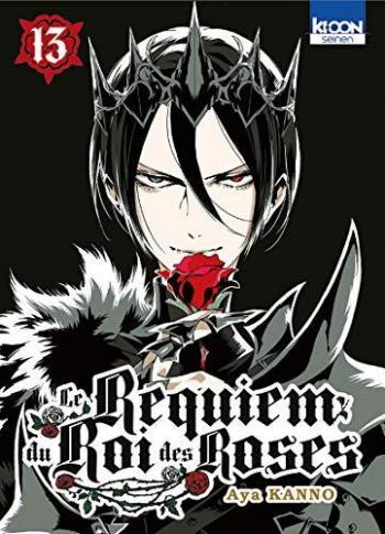 Couverture de l'album Le Requiem du roi des roses - 13. tome 13