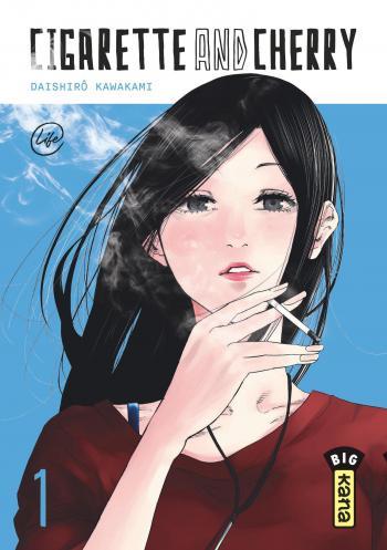 Couverture de l'album Cigarette and Cherry - 1. Tome 1