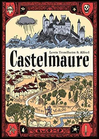 Couverture de l'album Castelmaure (One-shot)