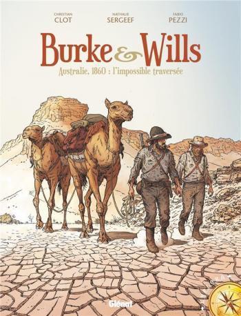Couverture de l'album Burke & Wills (One-shot)