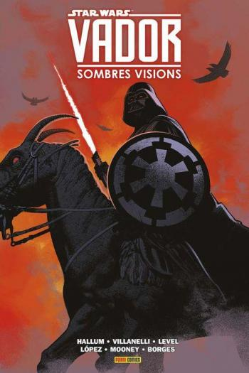 Couverture de l'album Star Wars -1 - Vador : Sombres Visions (One-shot)