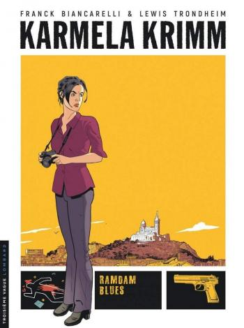 Couverture de l'album Karmela Krimm - 1. Ramdam Blues