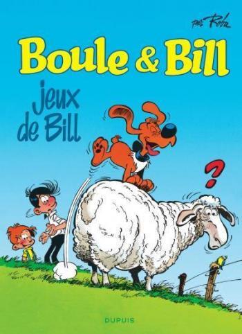 Couverture de l'album Boule & Bill (dès 2000) - 16. Jeux de Bill