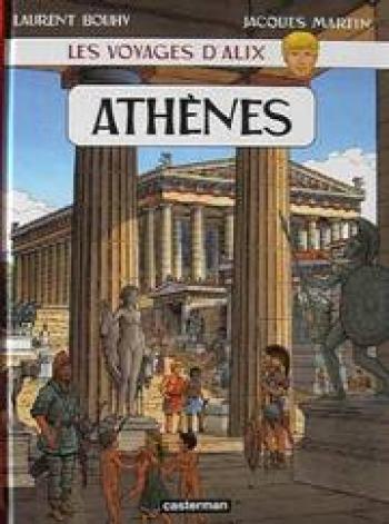 Couverture de l'album Les Voyages d'Alix - 7. Athènes