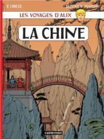 Couverture de l'album Les Voyages d'Alix - 27. La Chine