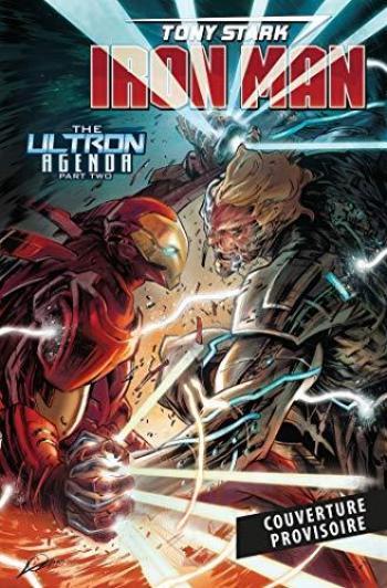 Couverture de l'album Avengers (V7, Fascicules) - 6. Le projet Ultron