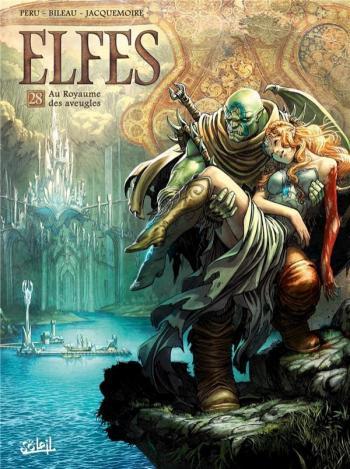 Couverture de l'album Elfes - 28. Au royaume des aveugles