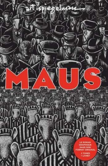 Couverture de l'album Maus - COF. Tomes I & II