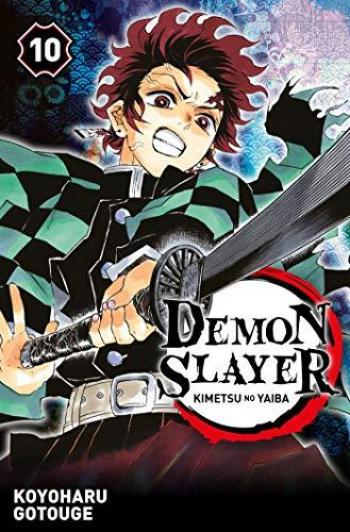 Couverture de l'album Demon Slayer - Tome 10