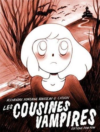 Couverture de l'album Les Cousines Vampires (One-shot)