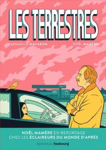 Couverture de l'album Les Terrestres (One-shot)