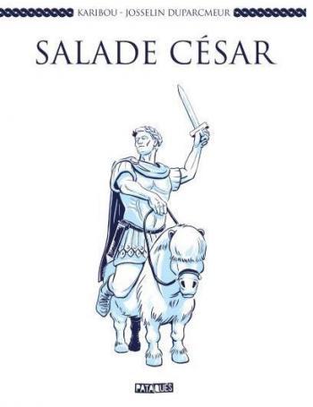 Couverture de l'album Salade César (One-shot)