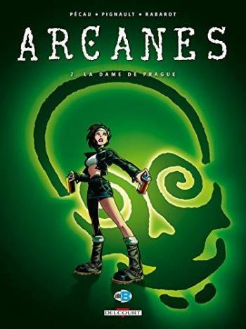 Couverture de l'album Arcanes - 2. La Dame de Prague