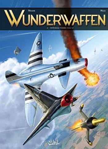 Couverture de l'album Wunderwaffen - INT. Wunderwaffen, Intégrale Tomes 10 à 12