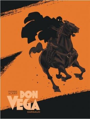 Couverture de l'album Don Vega (One-shot)