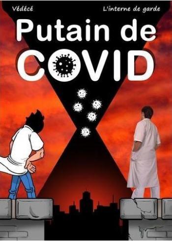 Couverture de l'album Putain de COVID (One-shot)