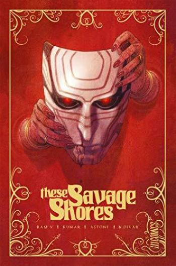 Couverture de l'album These Savage Shores (One-shot)