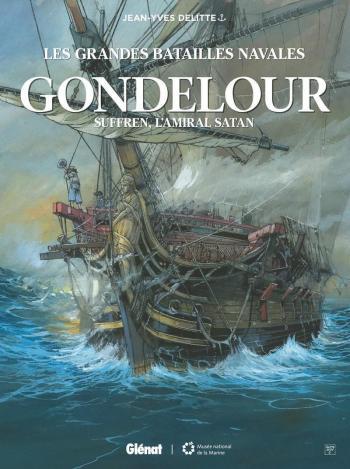 Couverture de l'album Les Grandes Batailles navales - 16. Gondelour