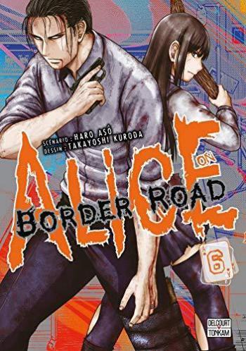 Couverture de l'album Alice on Border Road - 6. Tome 6