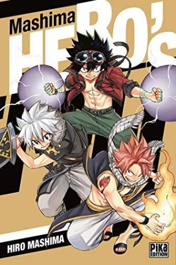 Couverture de l'album Mashima Hero's (One-shot)