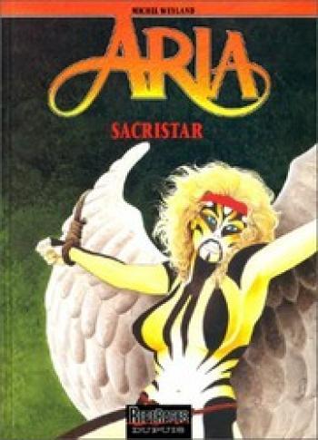Couverture de l'album Aria - 19. Sacristar