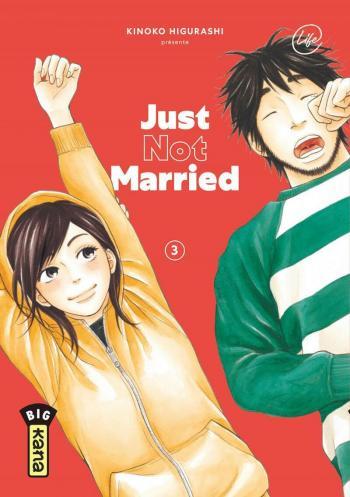 Couverture de l'album Just Not Married - 3. Tome 3