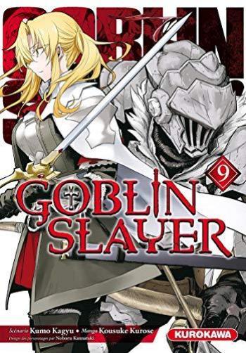 Couverture de l'album Goblin Slayer - 9. tome 9