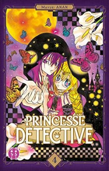 Couverture de l'album Princesse Détective - 4. Tome 4