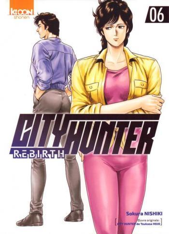 Couverture de l'album City Hunter Rebirth - 6. Tome 6