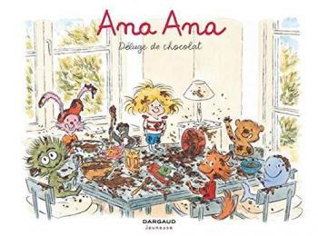 Couverture de l'album Ana Ana - 2. Déluge de chocolat