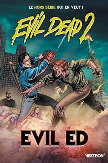 Couverture de l'album Vestron - 35. Evil Dead 2 Hors-Série #2 : Evil Ed