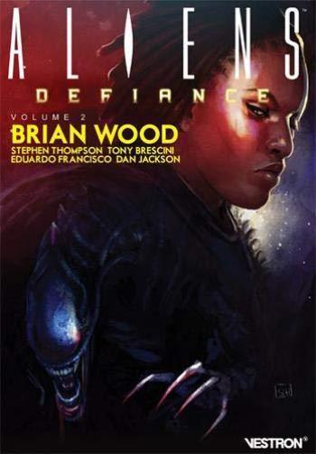 Couverture de l'album Vestron - 23. Aliens : Defiance volume 2
