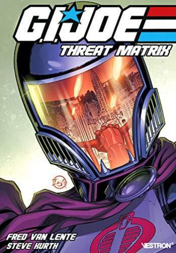 Couverture de l'album Vestron - 19. G.I. Joe : Threat Matrix (volume 2)