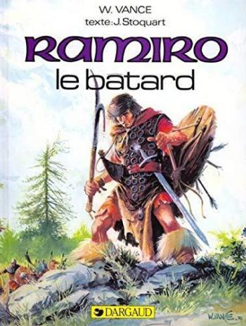 Couverture de l'album Ramiro - 1. Le bâtard